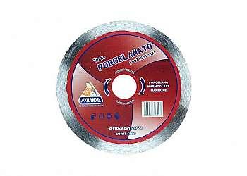Disco de desbaste para porcelanato