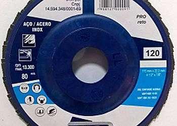 Empresa de disco de lixa flap